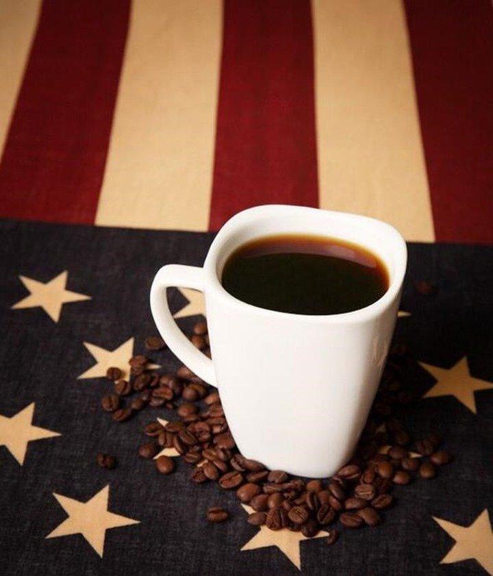 Receta de café americano
