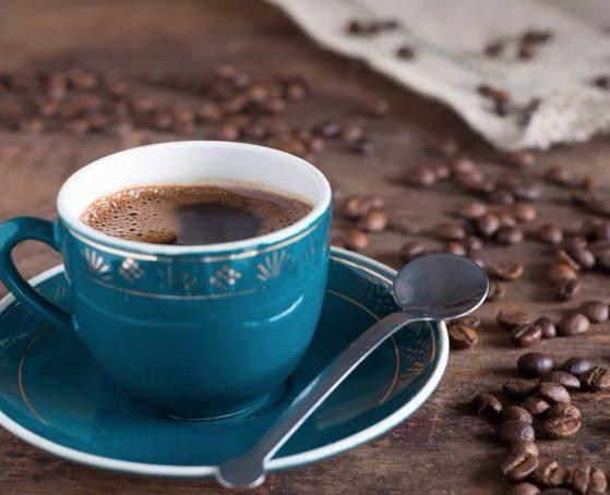 El café descafeinado y colesterol