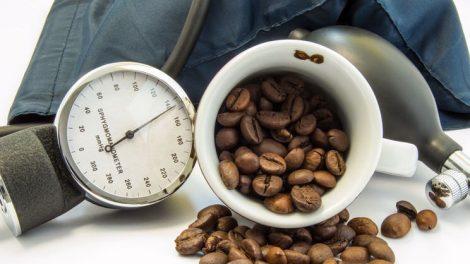 Café y hipertensión