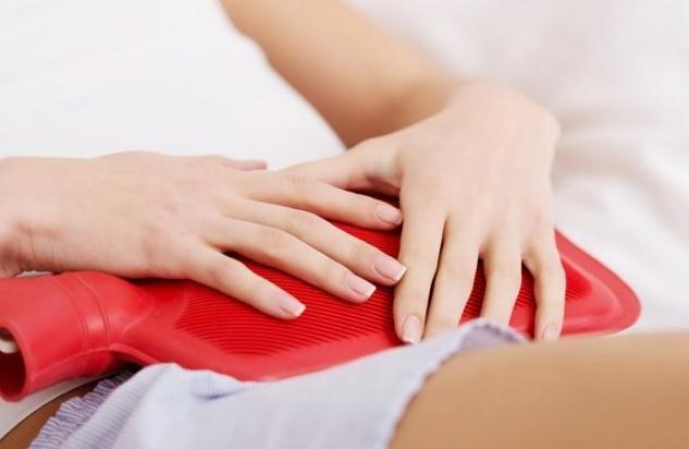 ¿Es bueno aplicar calor en el vientre o en el estómago?