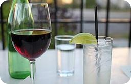 Calorías de las bebidas con alcohol