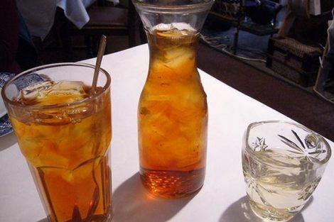 Calorías de las bebidas sin alcohol