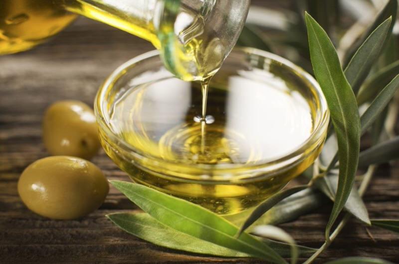 Calorías de los aceites