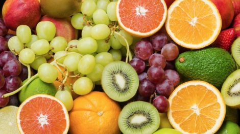 Cuántas calorías aportan las frutas