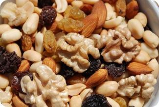 calorias frutos secos