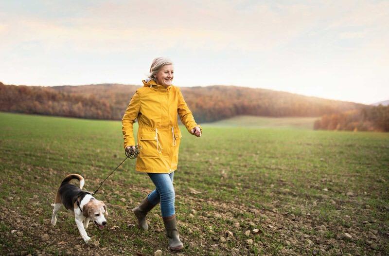 Caminar y salud