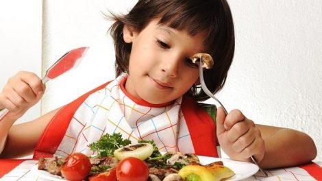 La carne en la alimentación infantil