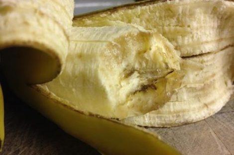 Los beneficios de la cáscara del plátano o banana