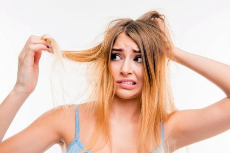 Cuáles son las causas del cabello seco