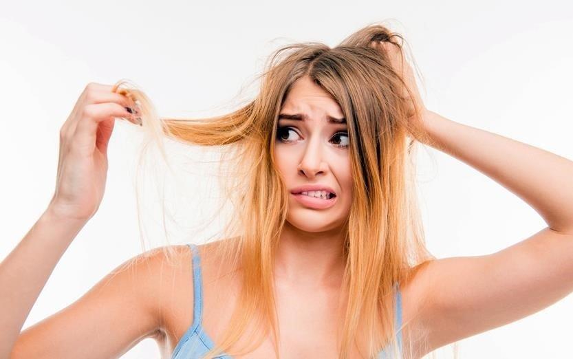 Estas son las principales causas de cabello seco