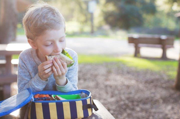 Causas del dolor de estomago en niños
