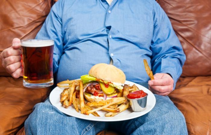 Causas del higado graso