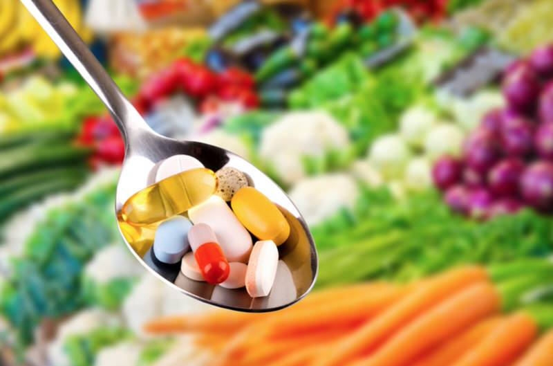 CDR de vitaminas