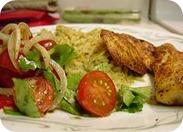 Cenas sanas y saludables