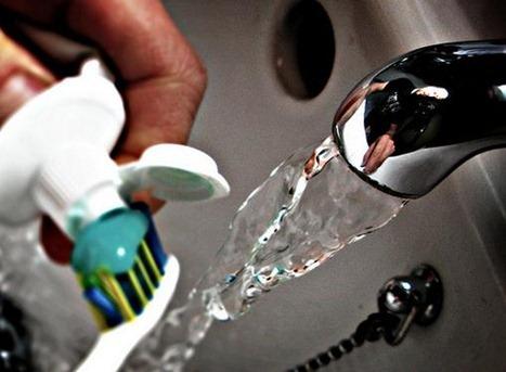 El cepillado dental