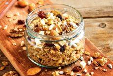 Cómo hacer unos cereales crujientes deliciosos, ideales para desayuno