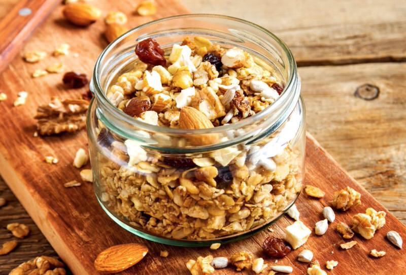 Cómo hacer cereales crujientes