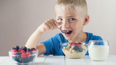 Los mejores cereales de desayuno para los niños
