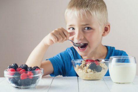 Estos son los mejores cereales para el desayuno de tus hijos