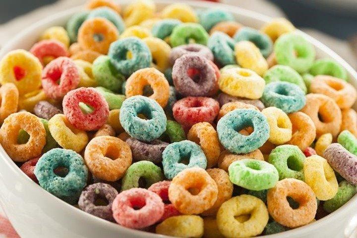 Cereales de desayuno comerciales