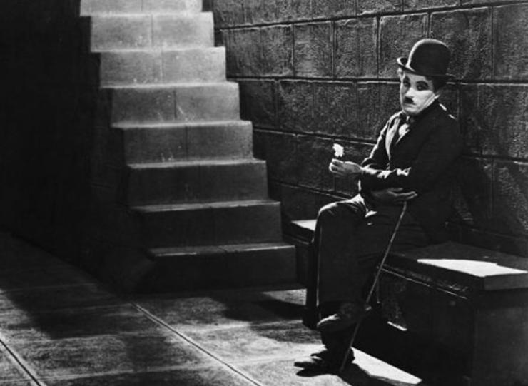 Citas de Charles Chaplin