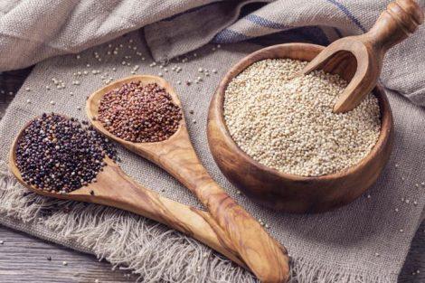 Quinoa y chía, dos semillas ideales para nuestra alimentación