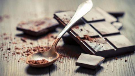 El chocolate estriñe