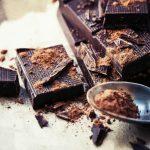 Los beneficios de comer chocolate negro diariamente