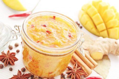 Chutney de mango: receta hindú deliciosa paso a paso