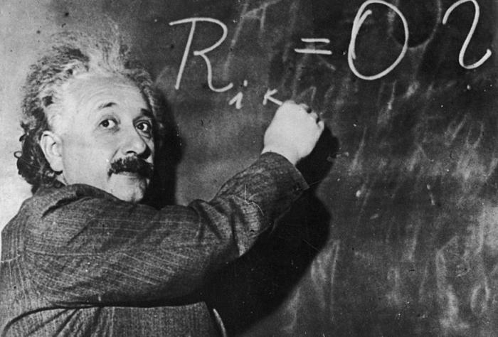 Frases célebres de Albert Einstein