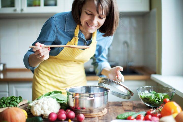 Opta por formas de cocción más sana