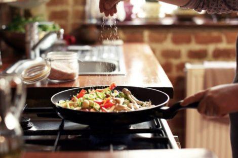 Cómo cocinar los alimentos de manera más sana