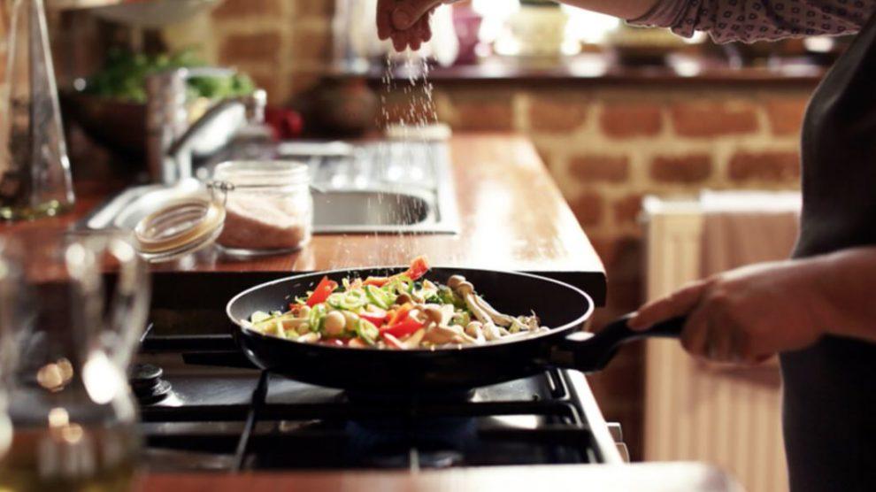 Consejos para cocinar de forma más saludable