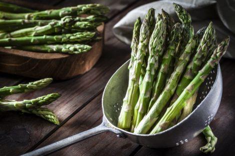 Cómo cocinar espárragos para disfrutar sus beneficios