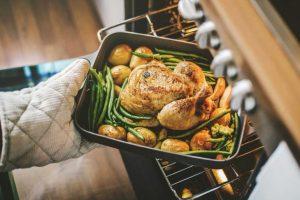 Consejos para cocinar un pavo relleno