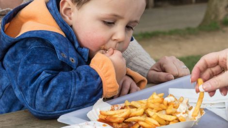 Colesterol elevado en niños
