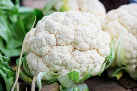Coliflor: beneficios nutritivos y todas sus propiedades