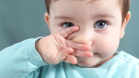 Color de ojos y pelo del bebé