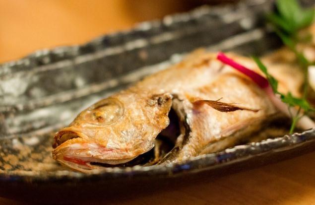 Cantidad de pescado recomendado a la semana