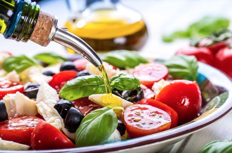 Comer sano para perder peso