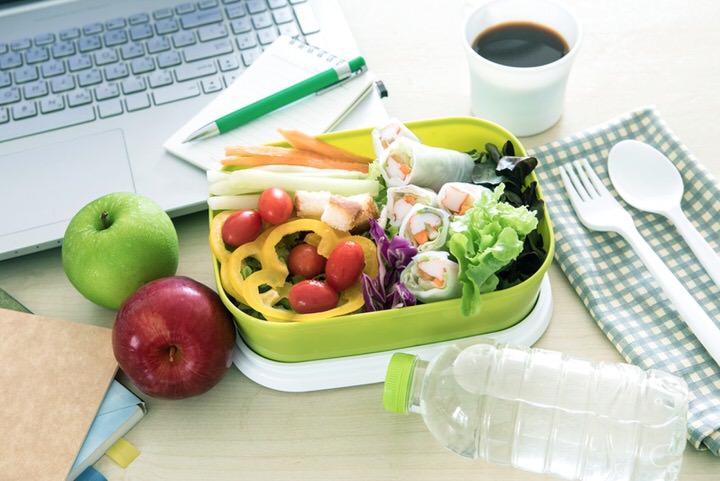 Consejos para comer sano en el trabajo