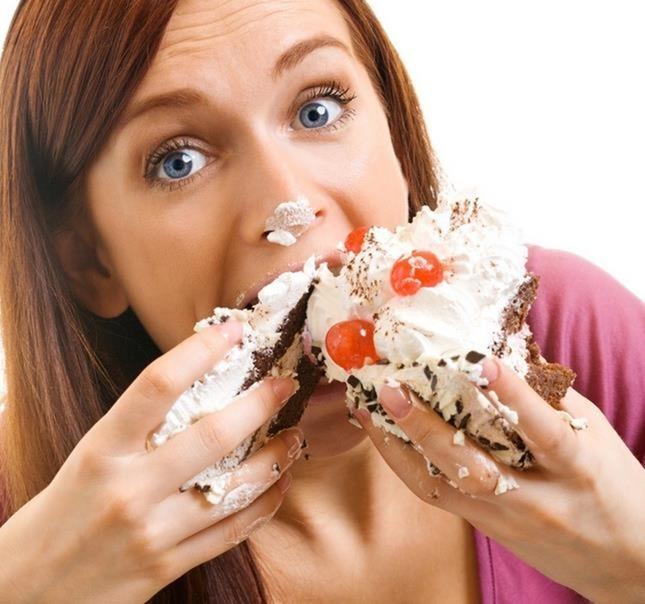Comer por placer y sin hambre