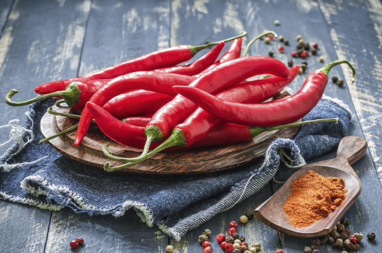 Beneficios de comer picante