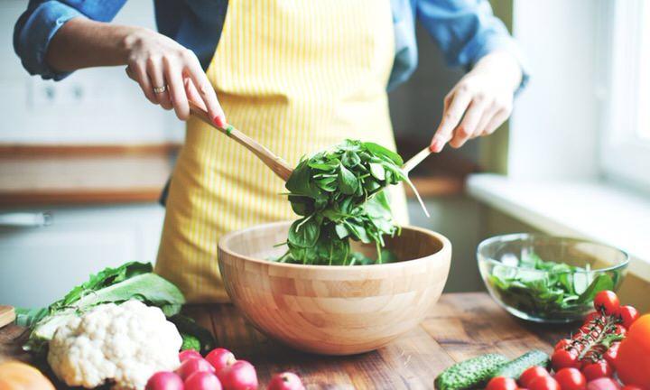 Dieta y comida sana