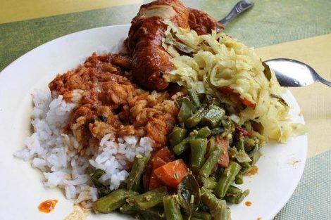 Infusiones digestivas para después de comidas copiosas
