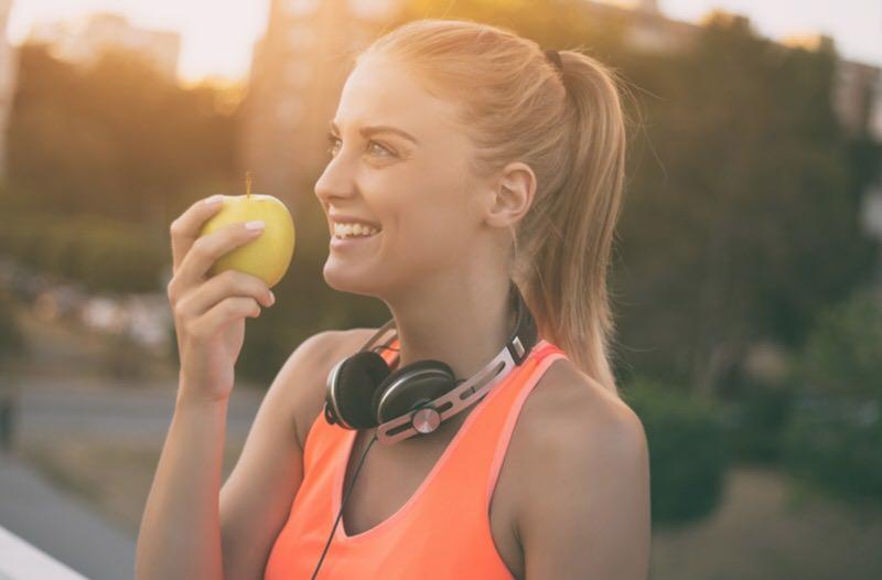 Beneficios de comer fruta sin tener en cuenta sus calorias