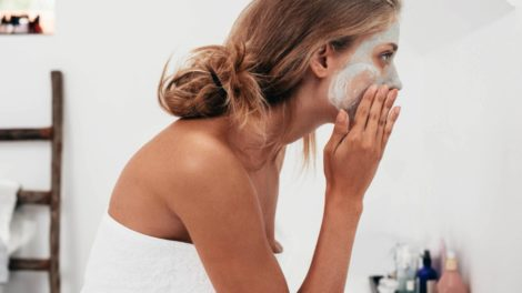 Como aplicar correctamente una mascarilla facial