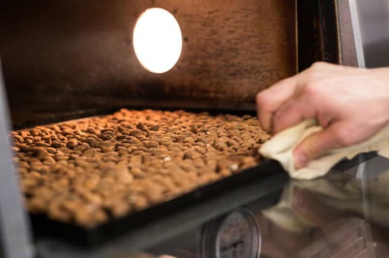 Cómo tostar almendras
