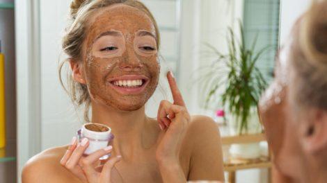 Como hacer una mascarilla facial hidratante