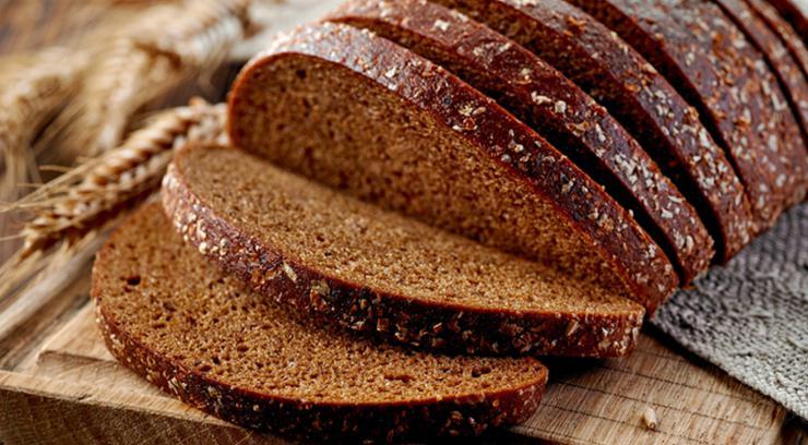 Receta de pan con centeno
